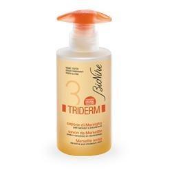 Triderm sapone di marsiglia liquido per pelli sensibili e intolleranti 250 ml
