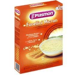 Plasmon Primi Mesi Forellini Micron 320 g - Pastina per Svezzamento