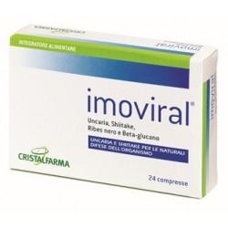 Imoviral 24 Compresse - Integratore Naturale per Difese Immunitarie