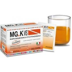 MG.K VIS Magnesio + Potassio 14 Bustine - Integratore Energetico