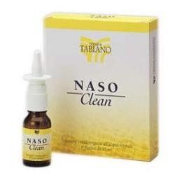 Nasoclean Soluzione Nasale Spray 6 Flaconcini per Pulizia Quotidiana