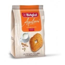 Biaglut Aquiloni Con Riso e Latte Biscotti Senza Glutine 200 g