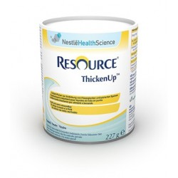 Resource Thickenup Gusto Neutro Addensante per Disfagia 227 g