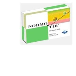 Normotir 30 Capsule Molli - Integratore Alimentale per la Tiroide