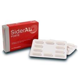 Sideral Forte 20 Capsule - Integratore Alimentare di Ferro e Vitamina C