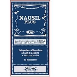 Nausil Forte 30 Compresse - Integratore Anti-Nausea per Bambini