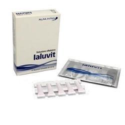IALUVIT SOLUZ OFTALMICA 15FL