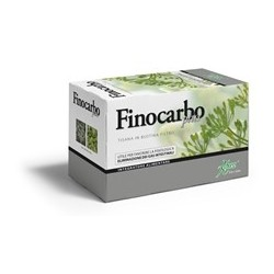 Aboca Finocarbo Plus Tisana Contro la Pancia Gonfia 20 Bustine