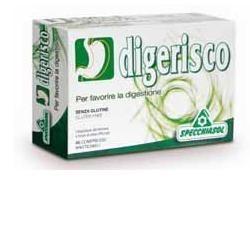 Digerisco 45 Compresse - Integratore Digestivo a Base di Erbe Officinali