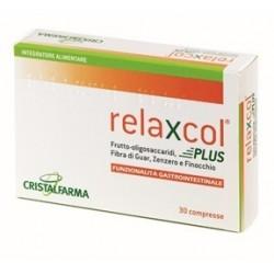 Relaxcol Plus 30 Compresse Integratore per il Benessere Gastrointestinale