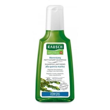 Rausch Shampoo Antisebo alla Quercia Marina per Capelli Grassi 200ml