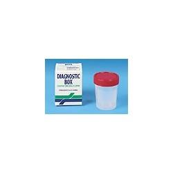 Prontex Diagnostic Box Raccoglitore sterilizzato per l'analisi delle feci
