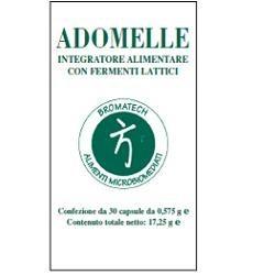 Adomelle 30 Capsule - Integratore Alimentare di Fermenti Lattici