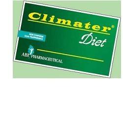 Climater Diet 20 Compresse - Integratore per la Menopausa