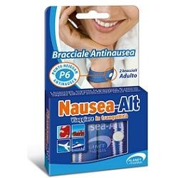Nausea-Alt Braccialetto Anti Nausea per Viaggiare per Adulti 2 Pezzi
