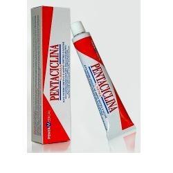 Pentaciclina crema lenitiva per arrossamenti e desquamazioni 30 ml
