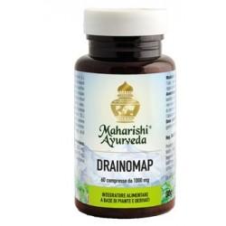 Drainomap 60 Compresse Preparato Vegetale Ayurvedico per l'Intestino