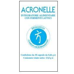 Acronelle 30 Capsule - Fermenti Lattici per Intestino Irritabile