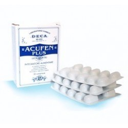 Acufen Plus 30 Compresse Integratore Alimentare per Acufene