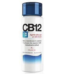 CB12 Original trattamento alitosi collutorio per alito fresco fino a 12 ore 250 ml