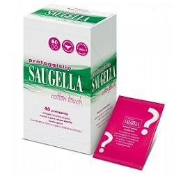 Saugella Cotton Touch - 40 ProteggiSlip in Cotone Prezzo Speciale