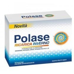 Polase Ricarica Inverno - Integratore alimentare Energizzante 14 Bustine