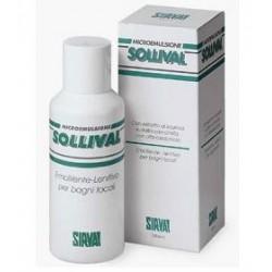 Sollival microemulsione lenitiva per irritazioni varie 125 ml
