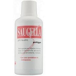 Saugella Poligyn 500ml - Detergente Intimo Emolliente e Lenitivo SPECIAL PROMO