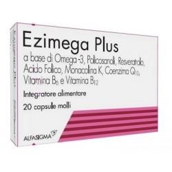 Ezimega Plus integratore per il benessere cardiaco 20 capsule