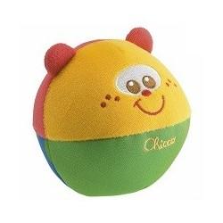 Chicco Palla Soft - Pallina Morbida per Bambini da 0 Mesi