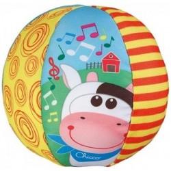 Chicco Palla Musicale Elettronica - Gioco per Bambini dai 6 ai 18 Mesi