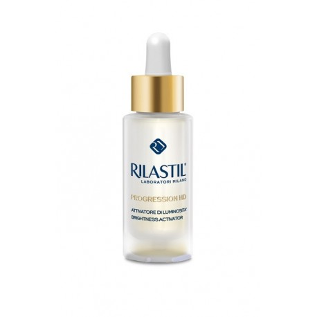 Rilastil Progression Hd Siero Attivatore di Luminosità 30 ml