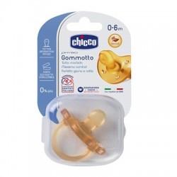 Chicco PhysioForma Gommotto in Caucciù - Ciuccio per Bambini da 0 a 6 Mesi