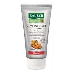 Rausch Styling Gel Strong - Gel Fissante per Capelli Forte Tenuta 150ml