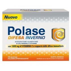 Polase Difesa Inverno - Integratore Alimentare Immunostimolante 14 Bustine