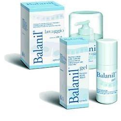 Balanil gel lenitivo per infiammazioni genitali maschili 30 ml