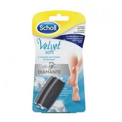 Dr Scholl's Velvet Soft Roll 2 Ricariche Soft Touch