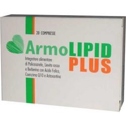 Armolipid Plus Integratore 20 Compresse per il Colesterolo - Prodotto Italiano