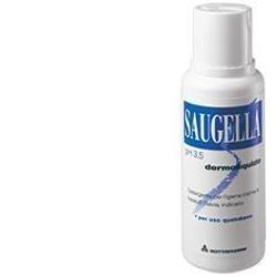Saugella Dermoliquido PH 3.5 Detergente Intimo 250ML