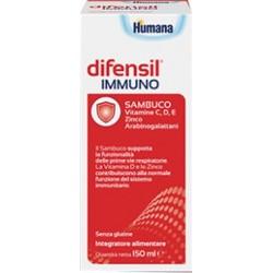 Difensil Immuno integratore alimentare per le vie respiratorie 150 ml