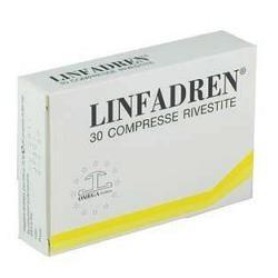 Linfadren 30 Compresse - Integratore Drenante per la Circolazione