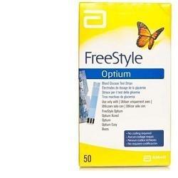 Freestyle Optium 25 strisce reattive per la misurazione della glicemia