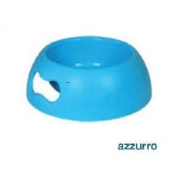 Pappy Ciotola Piccola per Cani Azzurra
