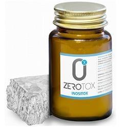 Zerotox Inositox 30 capsule - Integratore antiossidante con zinco e manganese