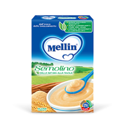 Mellin Crema di Cereali Semolino 250g