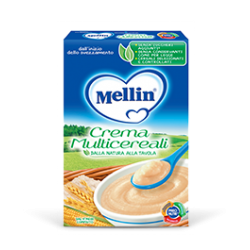 Mellin Crema Multicerali 250g