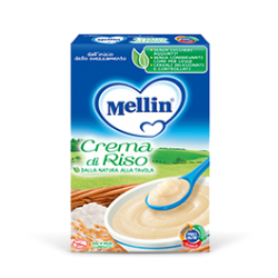 Mellin Crema di Riso 250g