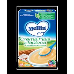 Mellin Crema di Cereali Mais e Tapioca 250g