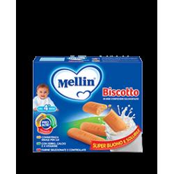 Mellin Biscotto Classico per lo Svezzamento dei Bambini 360 g