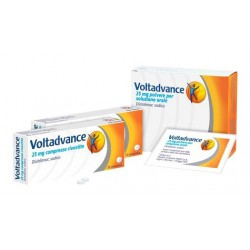 Voltadvance 25mg 10 Compresse Rivestite con Film